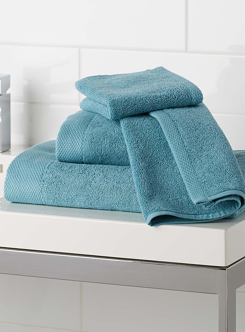 Grand hotel towels - Solid - Teal