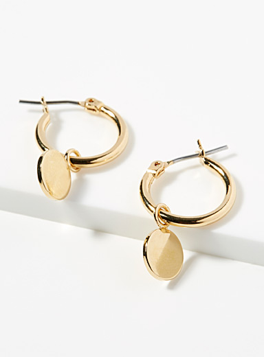 Small pieces hoops