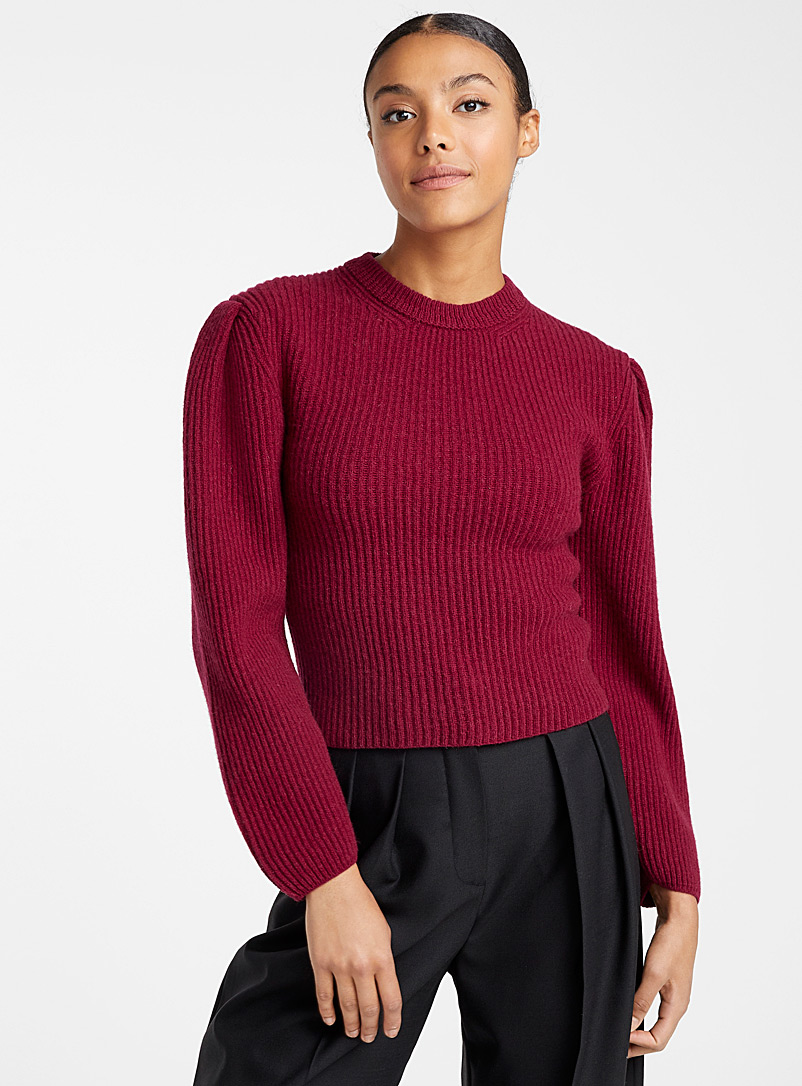 puff-sleeve-ribbed-sweater