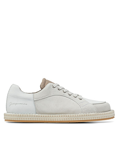 Beige Blé shoes Men
