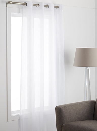 Sheer voile curtain  140 x 220 cm