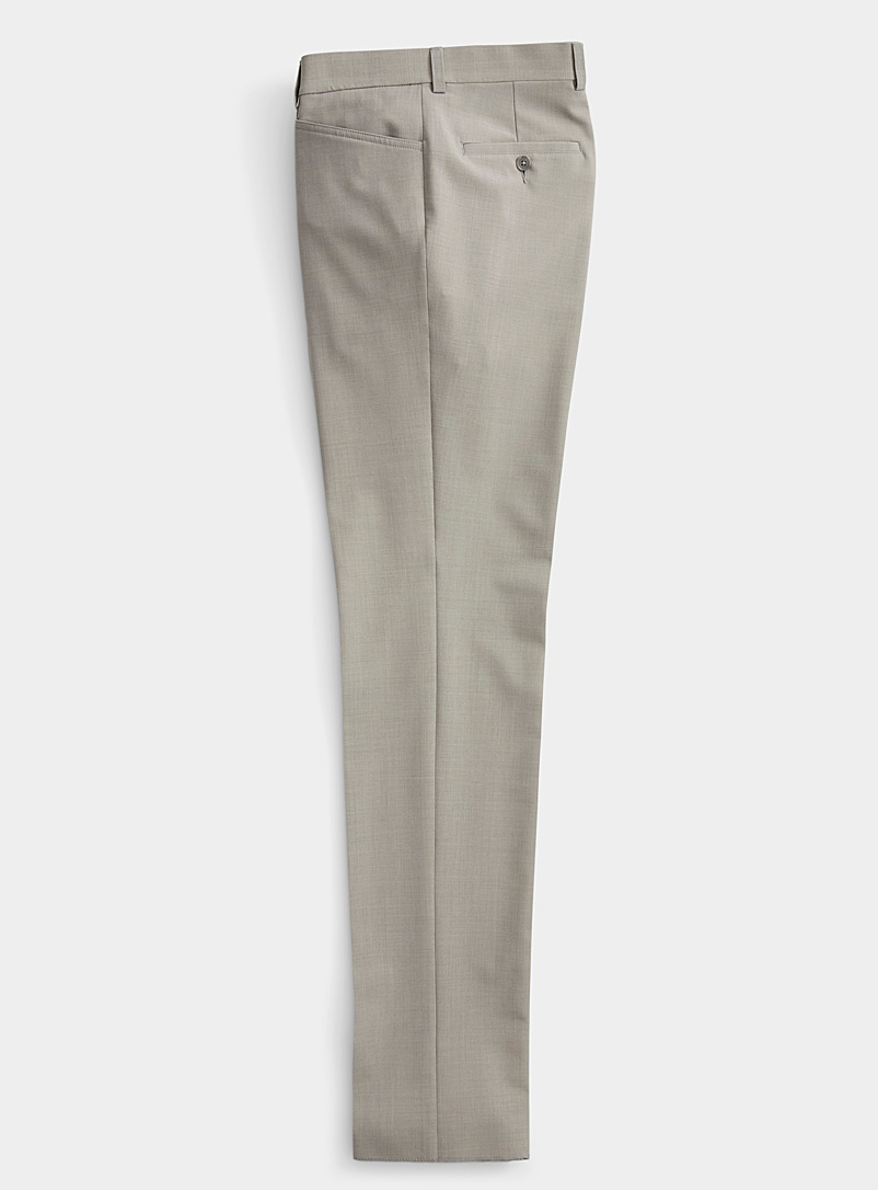 Riviera by Jack Victor Charcoal Business pant  Straight fit for men