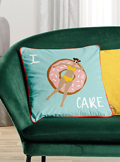 Simons Maison Assorted I Donut Care cushion  45 x 45 cm