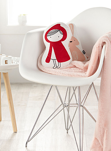 Little Red Riding Hood plush cushion