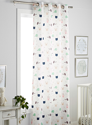 Our animal friends curtain <br>52