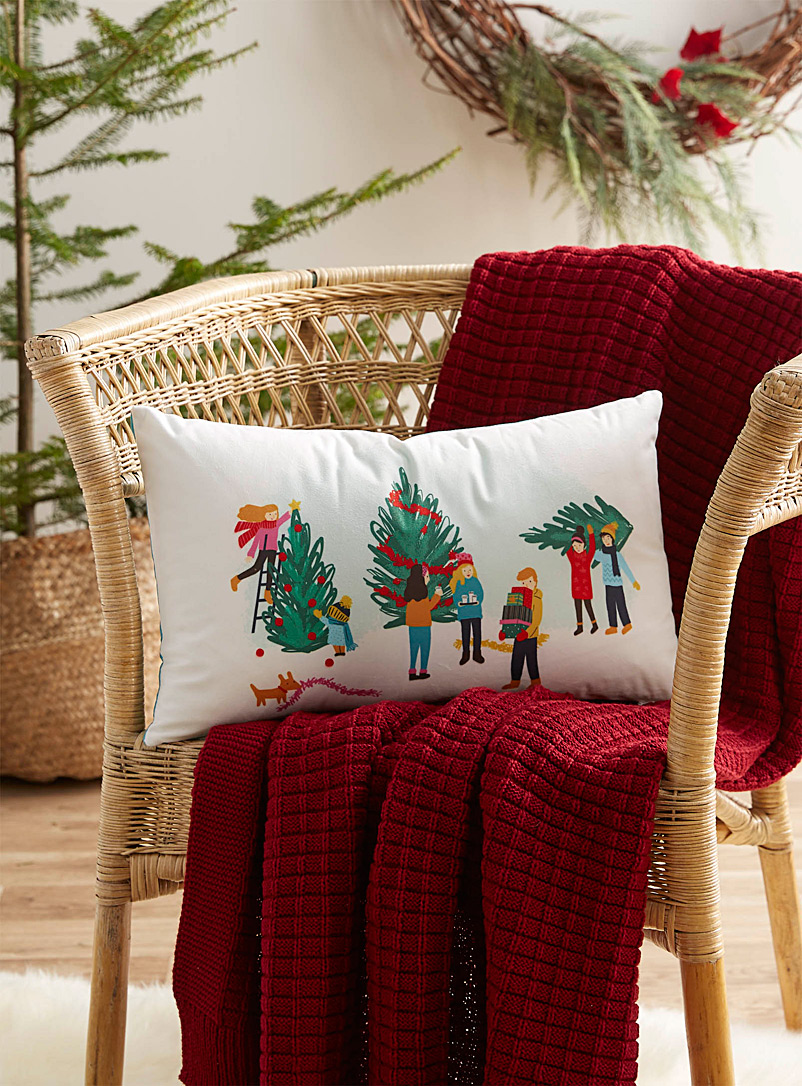 Tree of hope cushion  30 x 50 cm - Cushions - Assorted