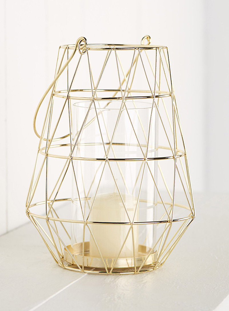 golden-metallic-lantern