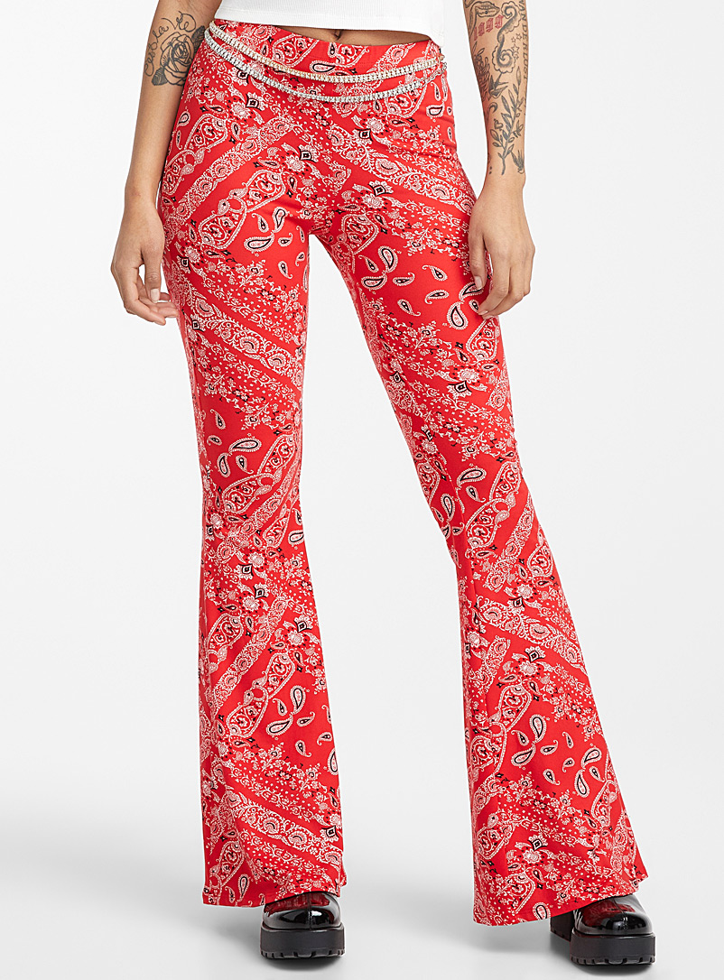 bandana-flared-legging
