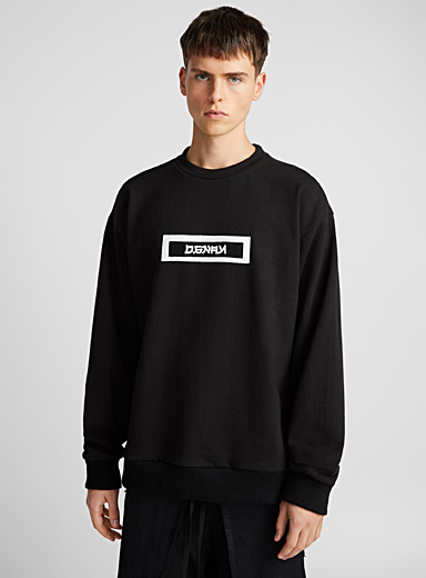 Le sweat queue-de-pie