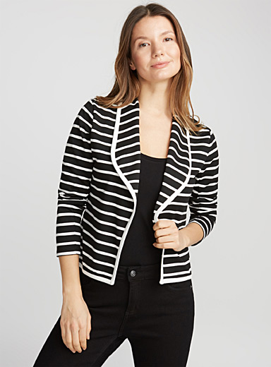 Twin-stripe jacket