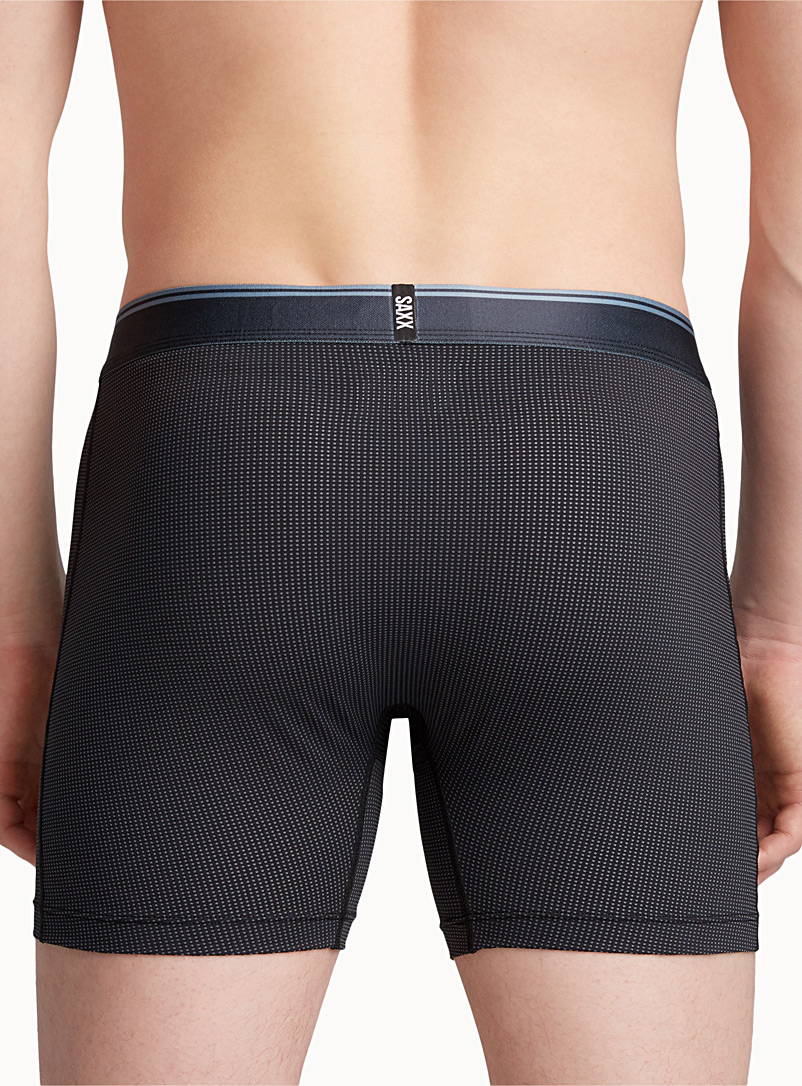 Travel boxer brief - Canadian Brands - Black