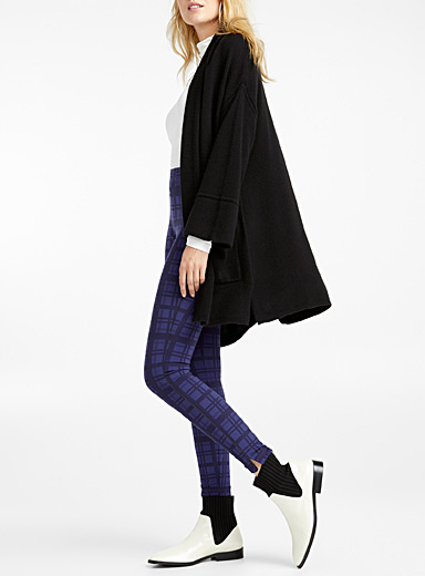 Checkers legging
