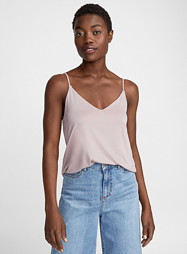 Modal jersey cropped cami