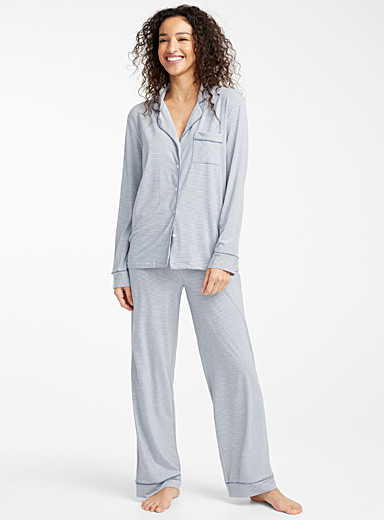 Paradise beach TENCEL modal pyjama set