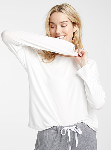 Divinely soft lounge tee