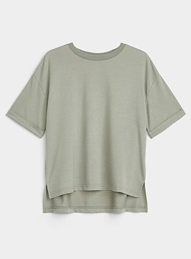 Monochrome lounge T-shirt