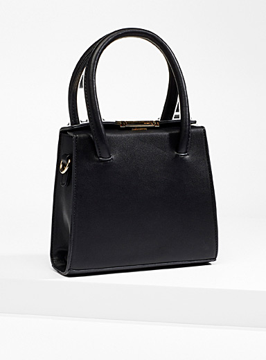 Square ladylike bag