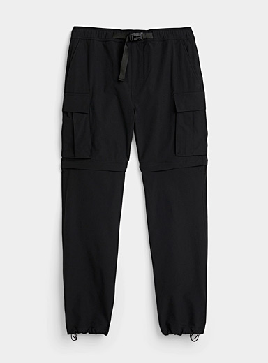 Stretch convertible pant