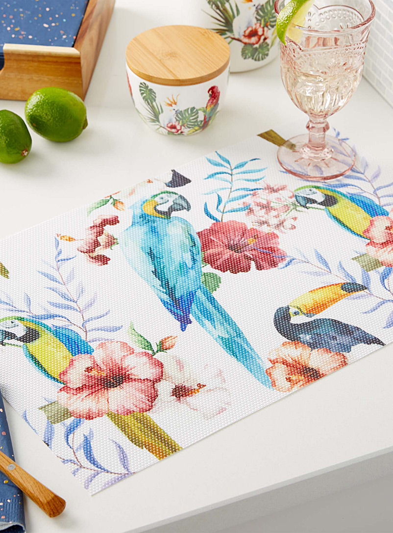 exotic-bird-braided-vinyl-placemat