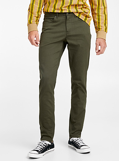 Stretch cotton pant  Södermalm fit - Slim