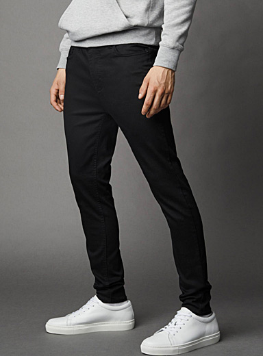 Black stretch pant  Shanghai fit - Super skinny