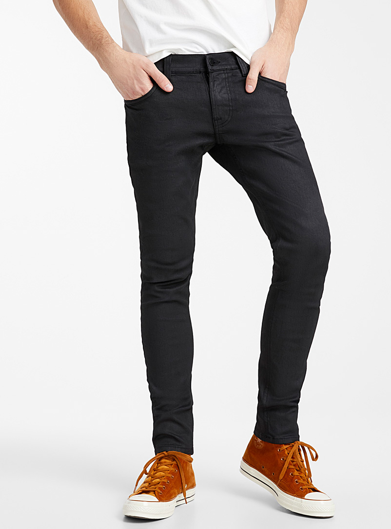 tight-terry-coated-black-jean-br-super-skinny-fit
