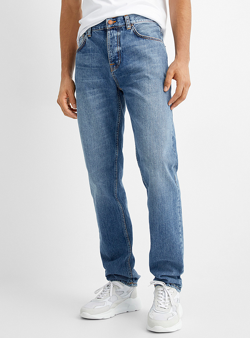 Faded blue Steady Eddie II jean  Straight fit