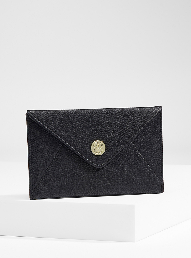 Bandolino Black Envelope wallet for women