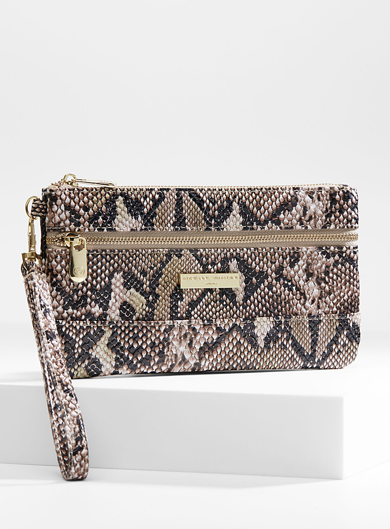 Chic clutch - Wallets - Patterned White