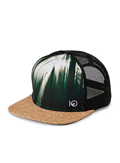 Outlook trucker cap