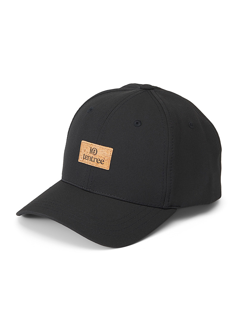 Elevation cork logo cap