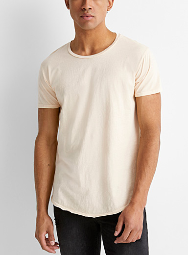 Scissor trim T-shirt