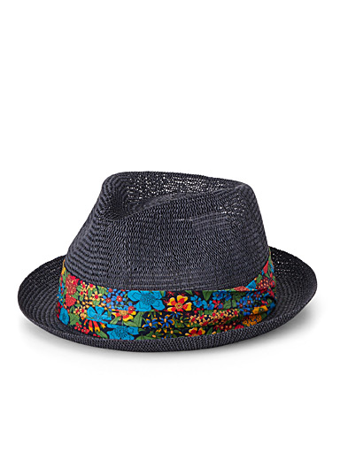 Liberty ribbon fedora