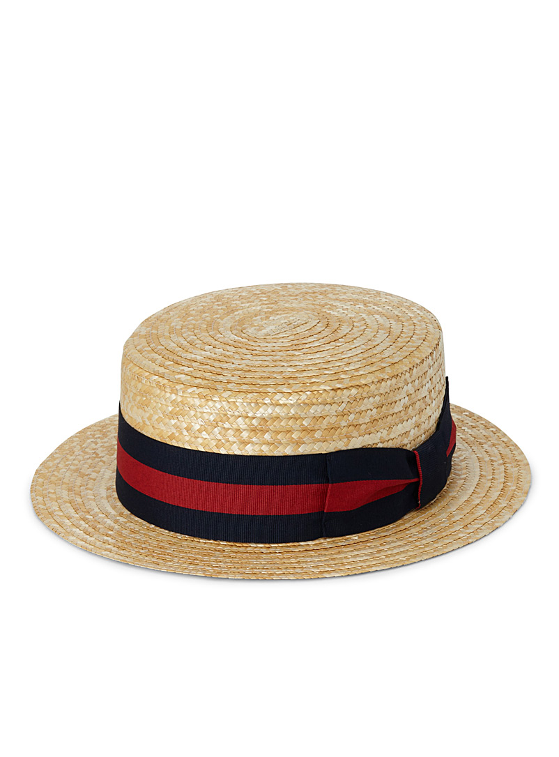 red-and-navy-ribbon-boater