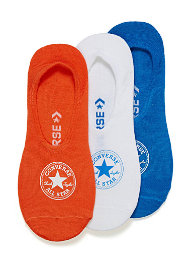 Chuck Taylor ped sock 3-pack