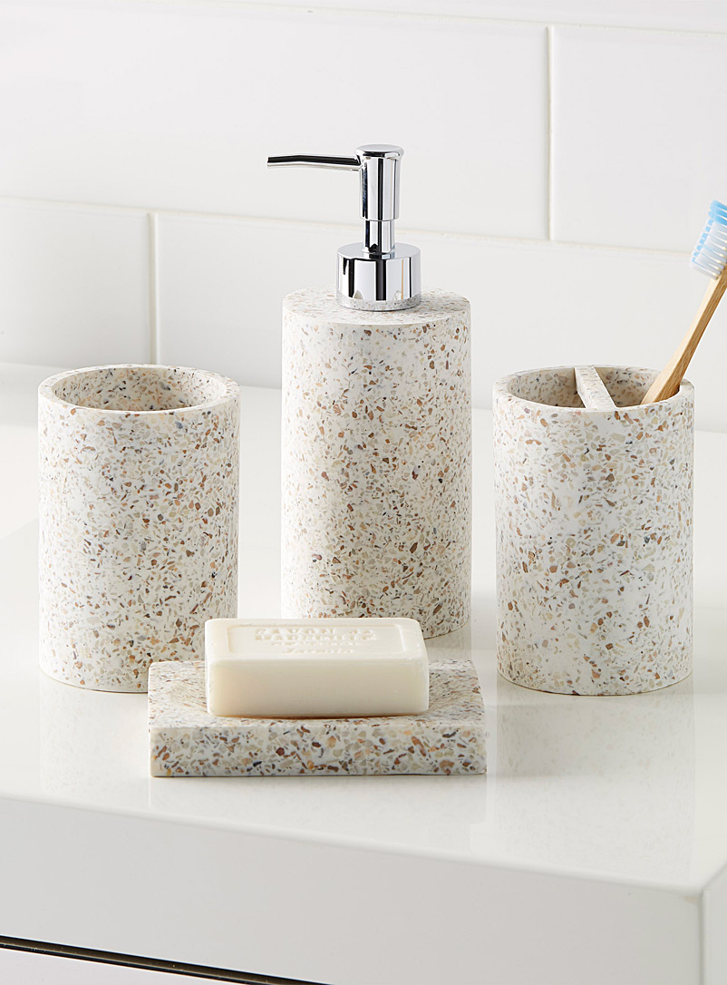 Terrazzo accessories - Accessories & Wastebaskets - Assorted