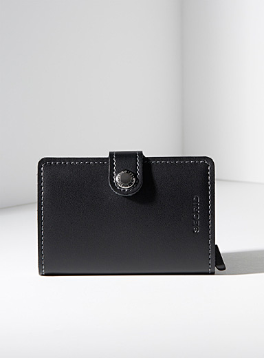Original smooth leather miniwallet