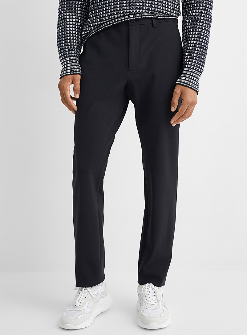 Theory Black Zaine pant for men