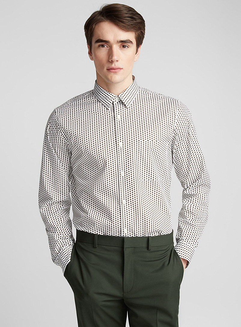 Irving shirt - Theory - White