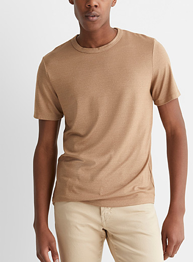 Solid modal jersey essential T-shirt