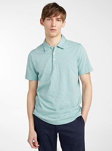 Theory Assorted Bron C polo for men
