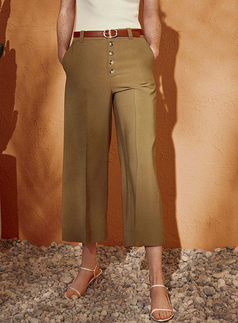 button-front-wide-leg-crop-pant