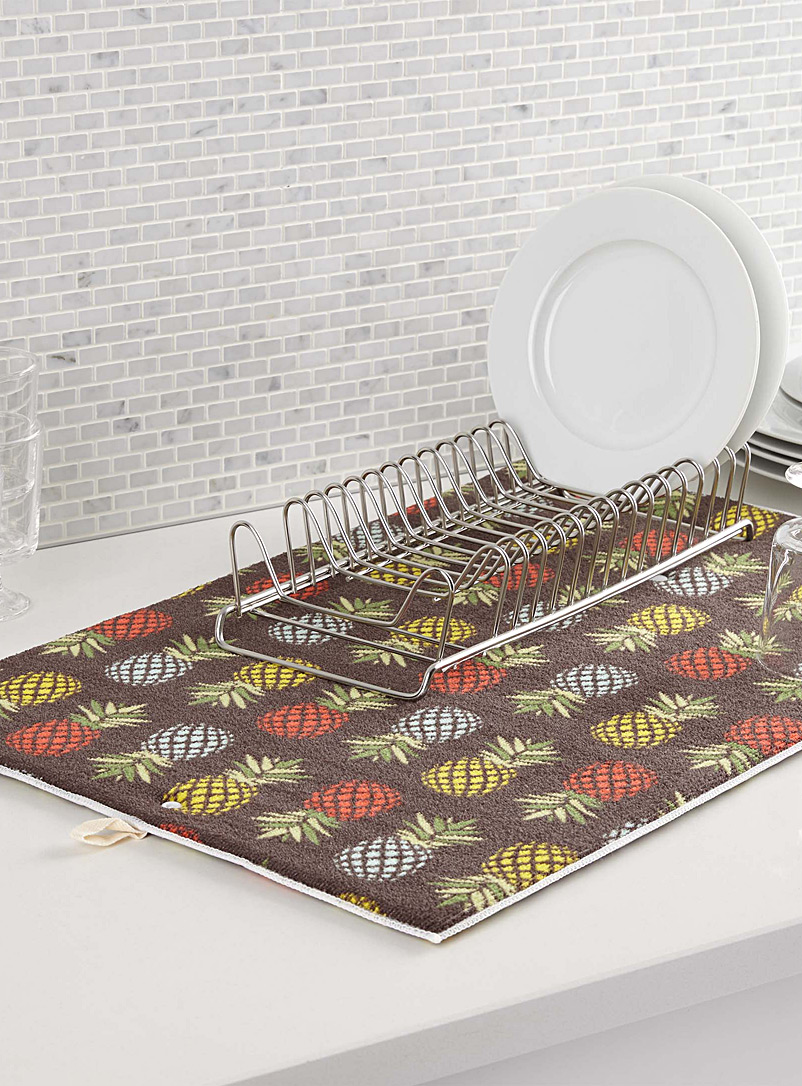 Pineapple cocktail drying mat - Useful & Chic Extras