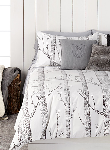 Nordic forest duvet cover set