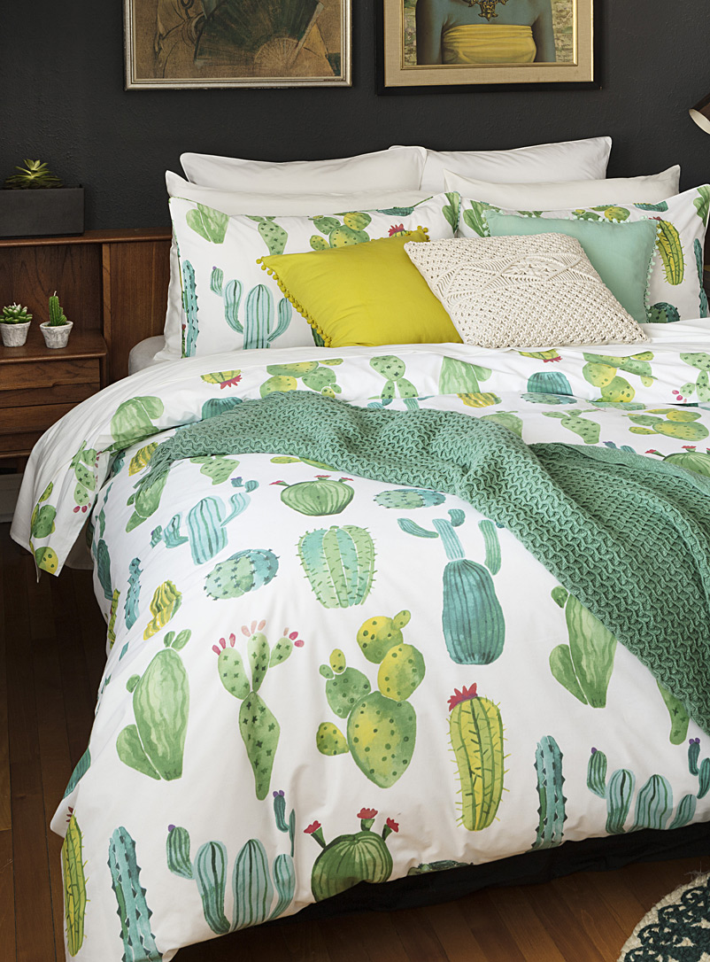 Tehuacán Valley duvet cover set - Duvet Covers - Assorted