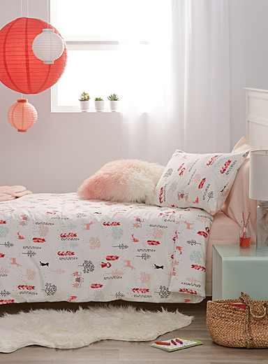 Tell me a story comforter set