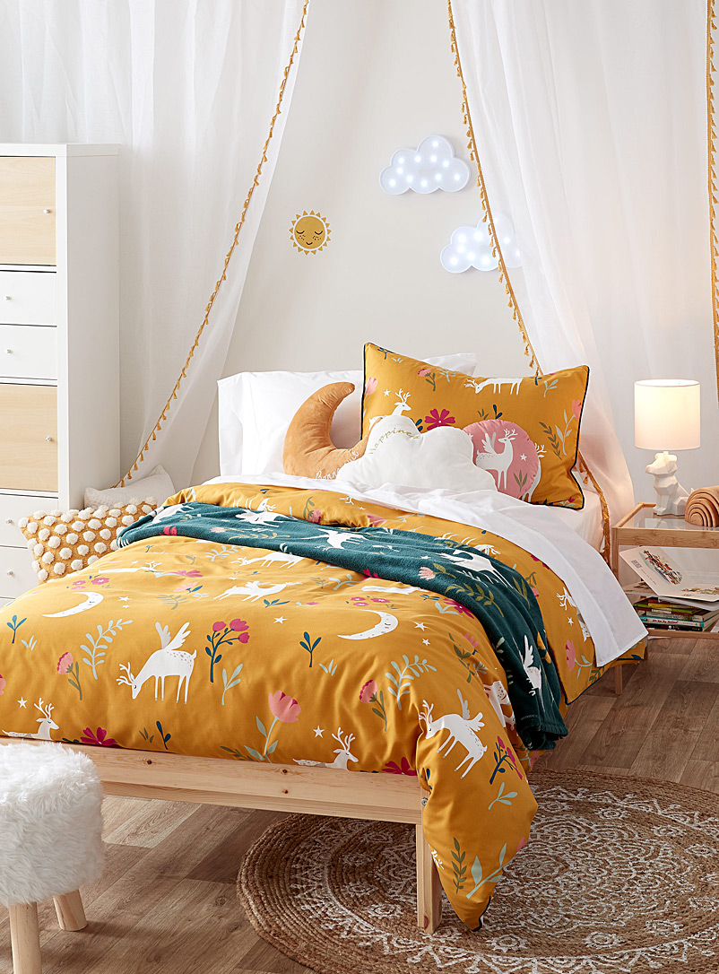 Fantastic garden duvet cover set