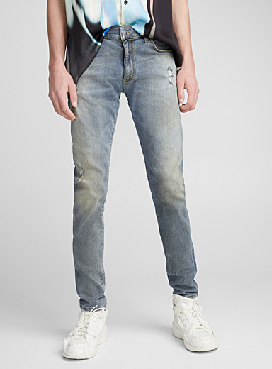 Ultra worn jean <br>Super skinny fit