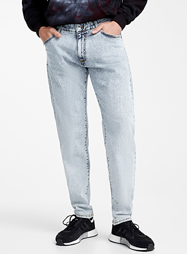 All faded jean <br>