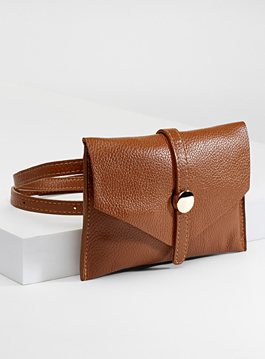 Belt bag wallet